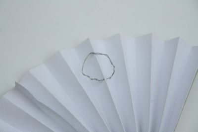 ручка для бумажного веера