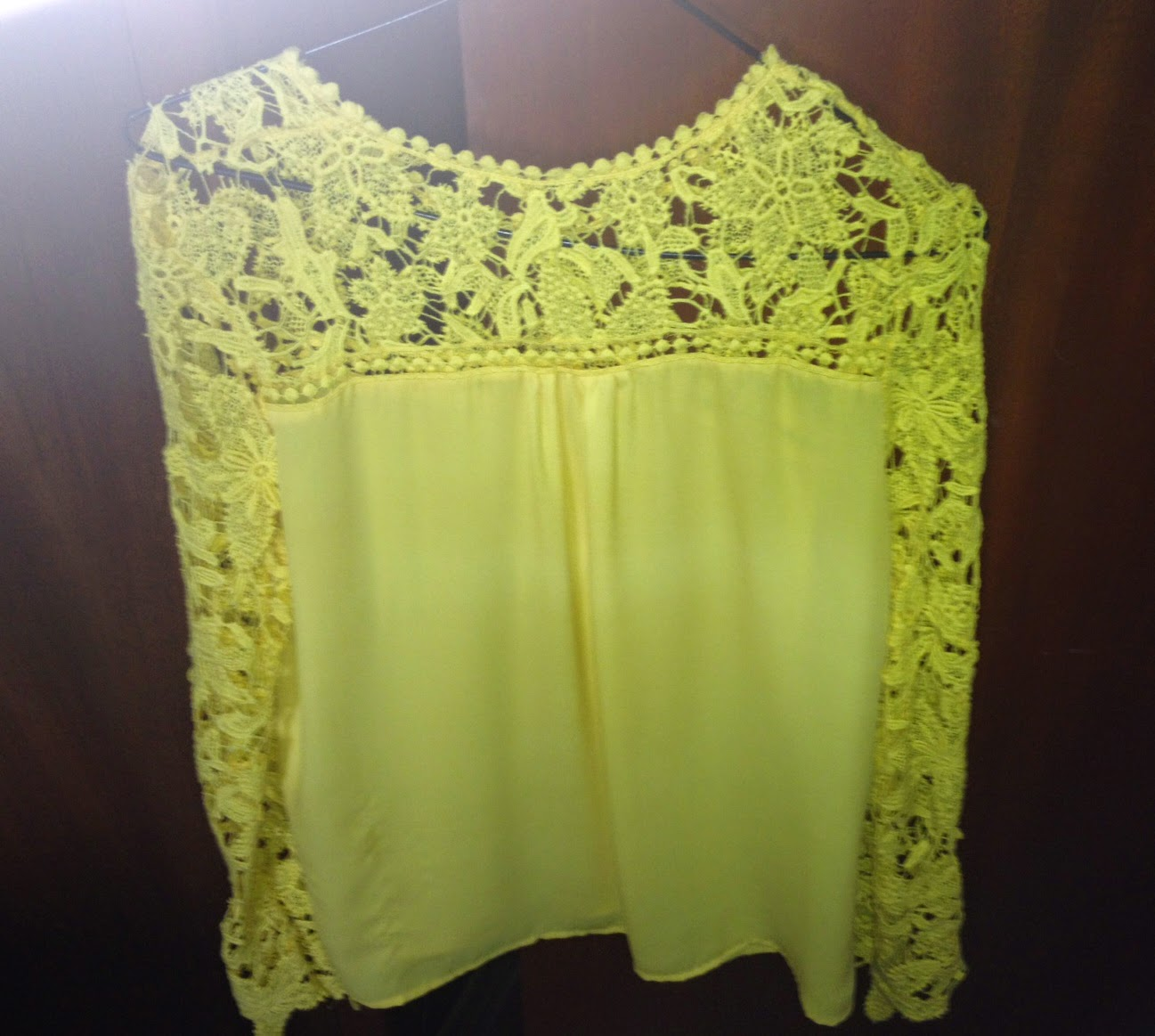 blusa renda aliexpress