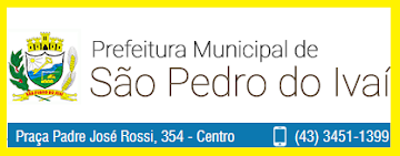 PREFEITURA DE SÃO PEDRO DO IVAÍ