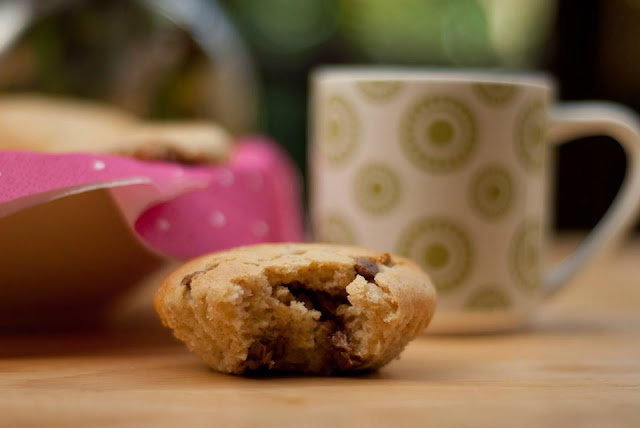 chocolate, chip, peanut, butter, muffins, squaffins, recipe, blog, blogger, uk, lifestyle