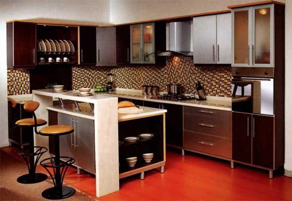 gambar dapur 2 desain dapur minimalis modern idaman