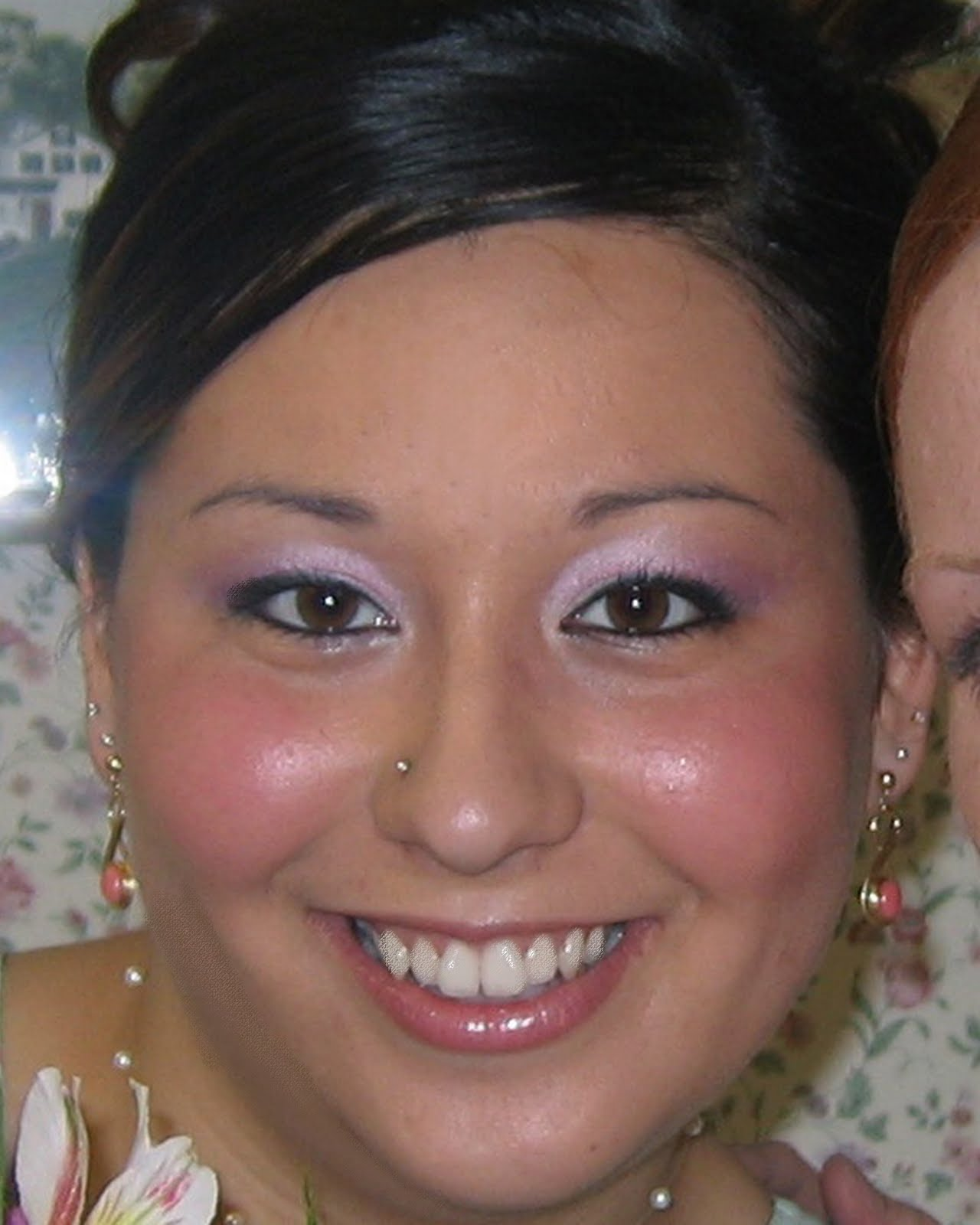 Doing Your Own Wedding Makeup: BeautyPopStop: Something Borrowed, Something Blue