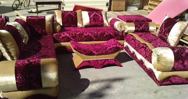 Les Nouveaux Modèlede Salons : Décoration salon marocain moderne nouveaux création
