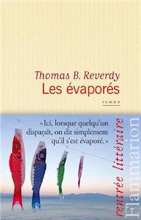 Les évaporés - Thomas B. Reverdy