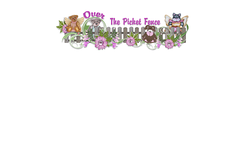 Over The Picket Fence Designs