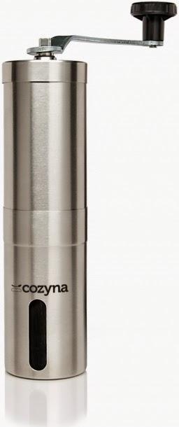 Cozyna Coffee grinder, manual coffee grinders