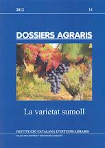 Dossiers agraris: La Varietat Sumoll