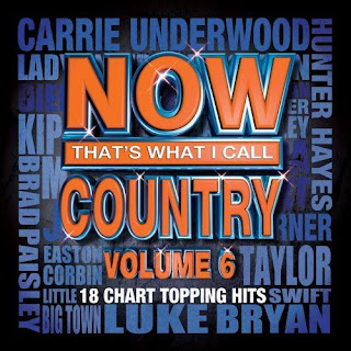 Now That's What I Call Country Volume 6 (2013)