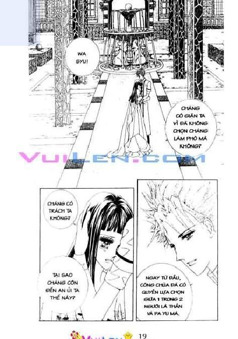 Công chúa của tôi Chapter 7 - Trang 16