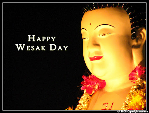 happy wesak day 2012 wallpapers