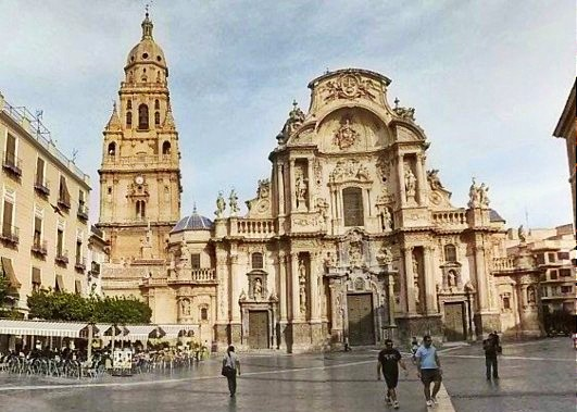 Murcia.