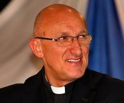Mons. Dominique Rey (obispo de la diócesis de Fréjus-Toulon)