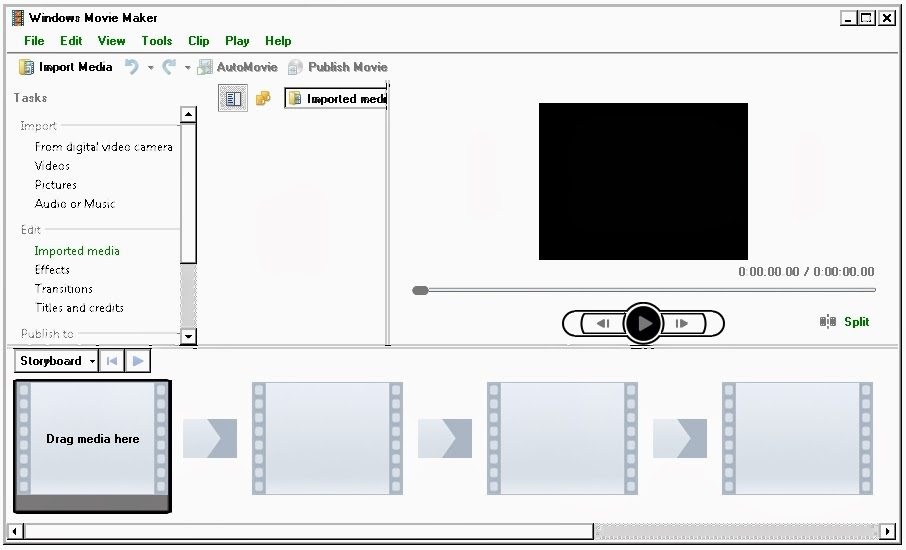 software windows movie maker for xp