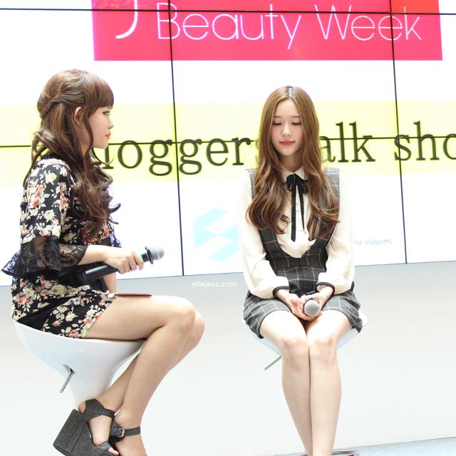 Guest Speakers For Japan Beauty Week Plaza Senayan Jakarta Elle