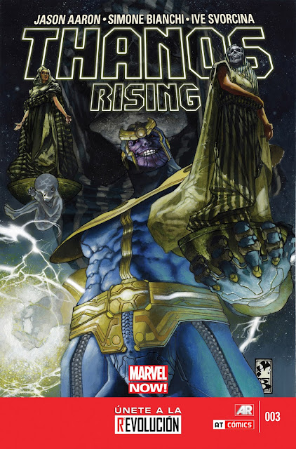 Thanos Rising #03 (Marvel Now) Descarga gratis Español