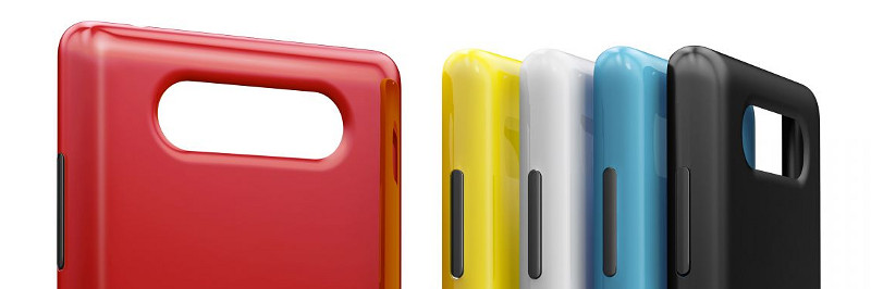 Lumia 820 Case Panels