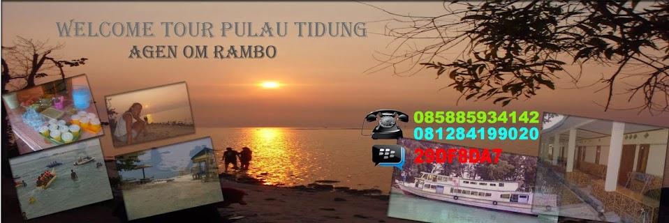 PAKET HEMAT TOUR PULAU TIDUNG