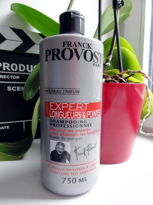 beauty gibberish j 39 ai test le shampoing expert longueurs pointes de franck provost. Black Bedroom Furniture Sets. Home Design Ideas