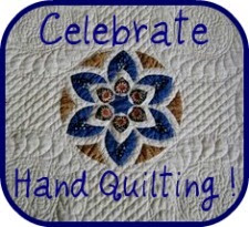 a new blog just about handquilting