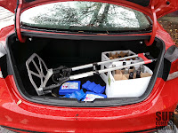 2013 Hyundai Elantra Coupe trunk