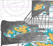RV Keary. A backscatter map of the seabed around Inishbofin and Inishturk, . bofinturk backscatter sr merged