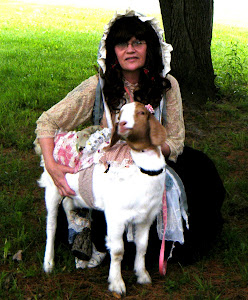 Pirate Girls love GOATS, too!