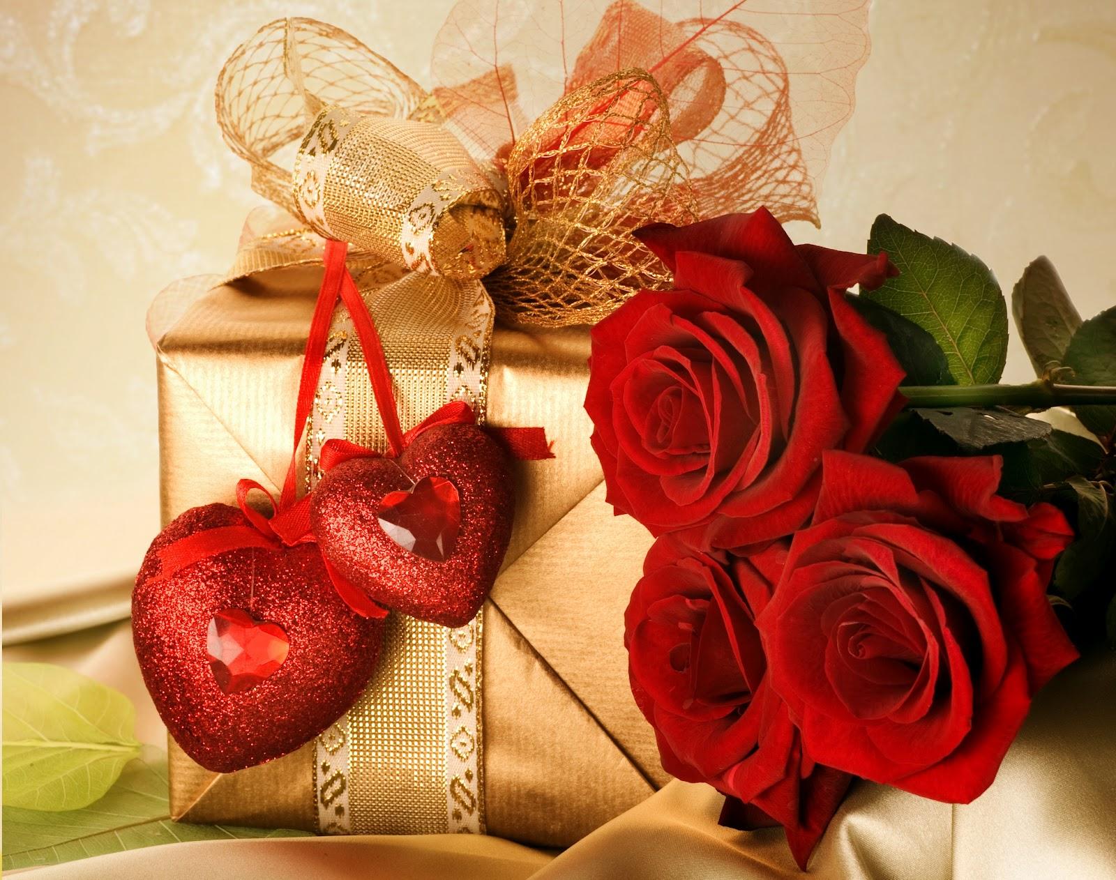 Beauty flower gift and love flower wallpaper love heart roses gift flower wallpaper izmirmasajfo