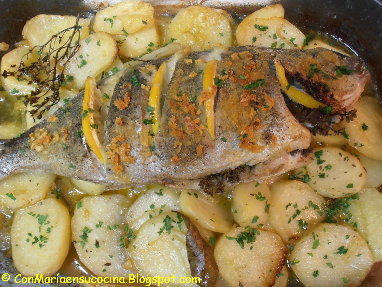 Cocinar en horno de lea simple pollo al horno con - Cocinar en horno de lena ...