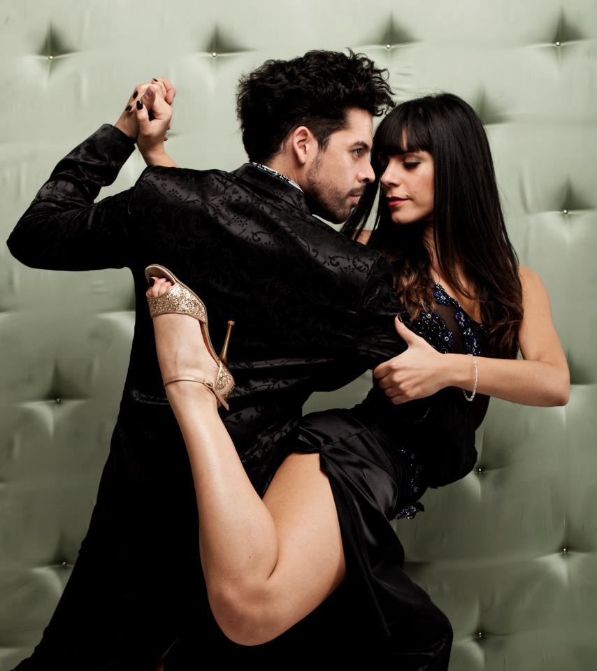 Luis medina bailarin