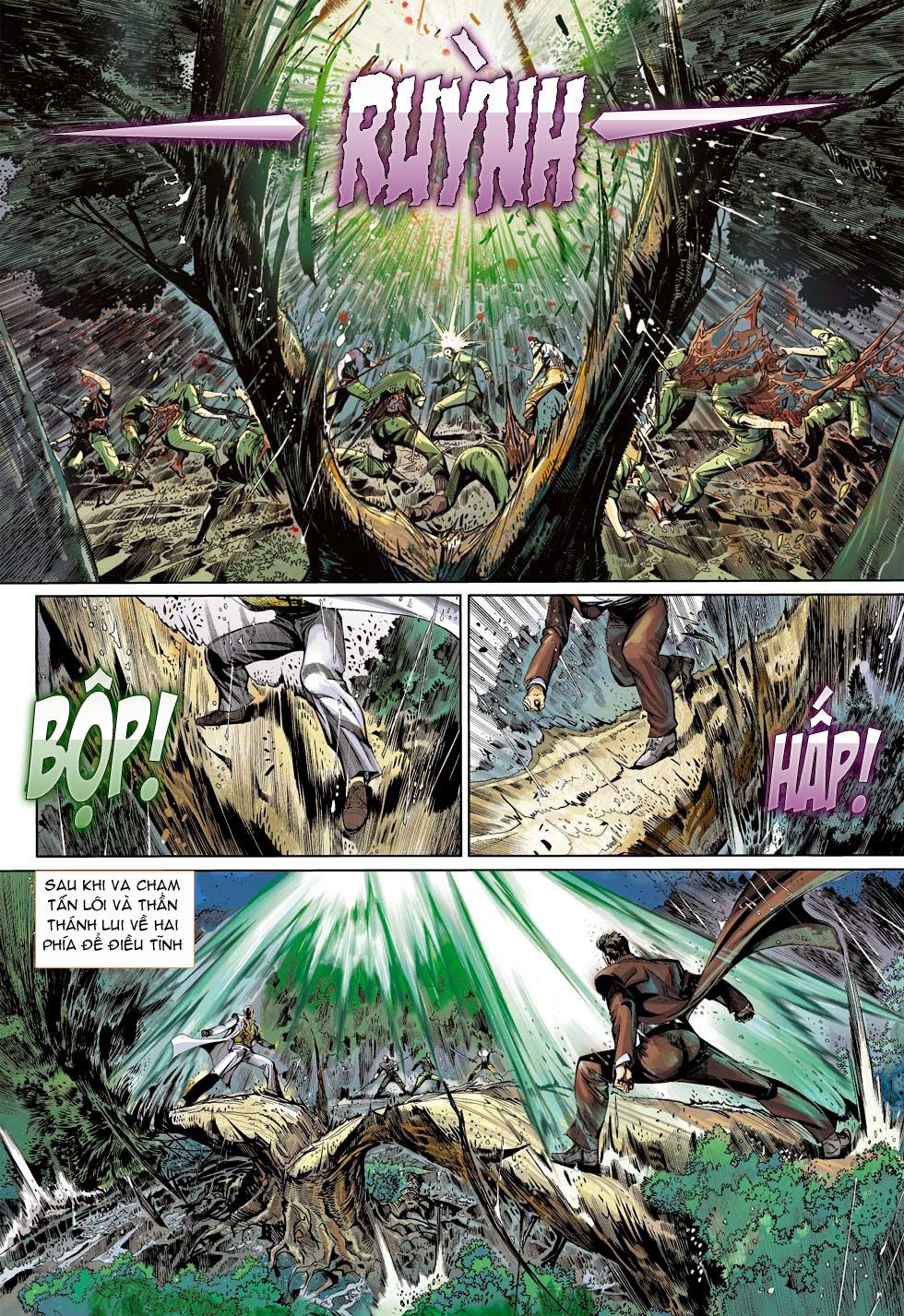 Thần Binh 4 chap 26 - Trang 21