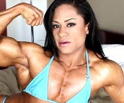 View the Profile of Female Bodybuilder Exotic Muscle
