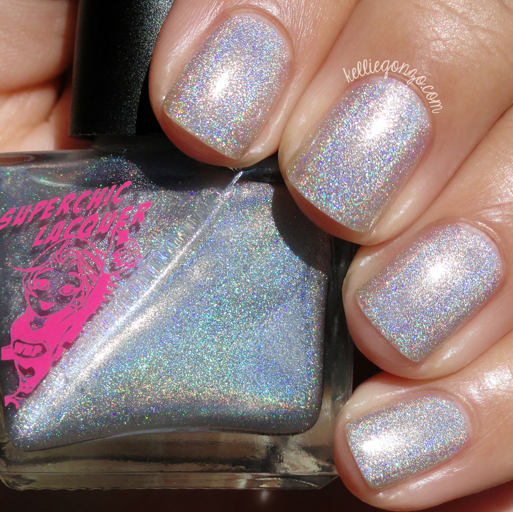 SuperChic Lacquer Ride the Neon Rainbow