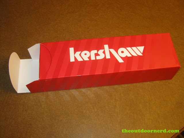 Kershaw Bear Hunter II: Packaging