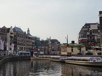 Amsterdam, Holanda - Agosto 2011