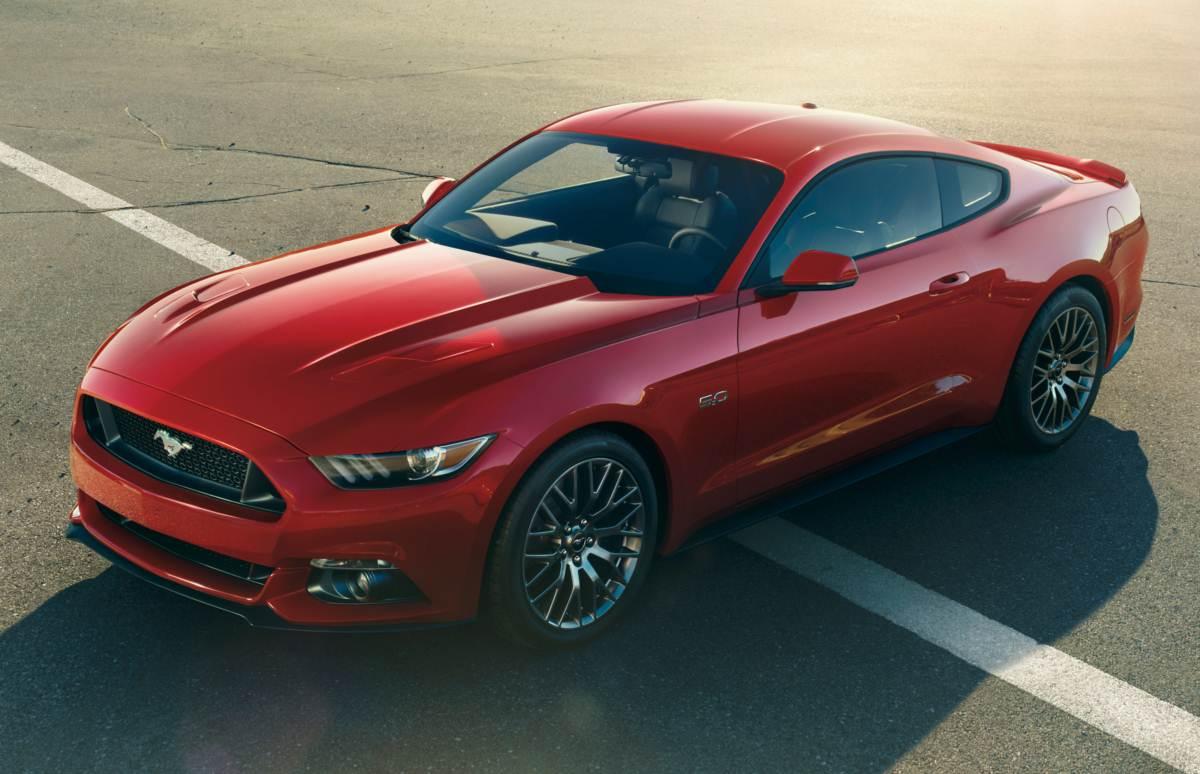 Novo Ford Mustang 2015