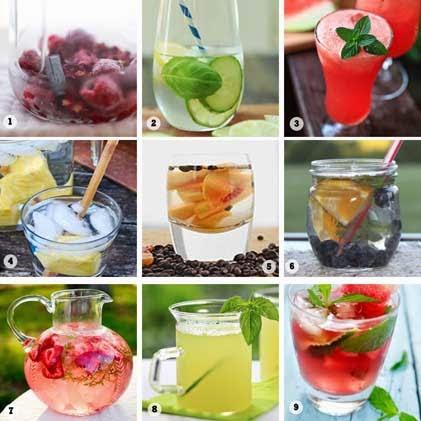 air infus, trend baru gaya hidup sehat