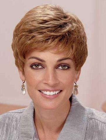 Peinados cortos para mujeres Maduras peinados de