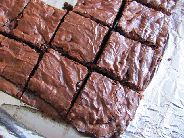 recipe: how to get flaky top on brownies [23]