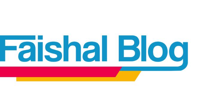 Faishal Blog