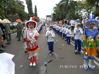 Drum Band MI Puloerang