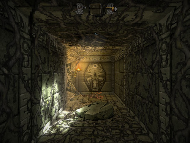 I Can't Escape: Darkness, puzles en la oscuridad en primera persona