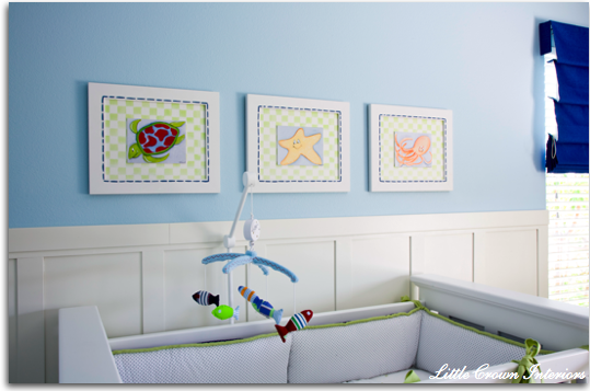 Colores para el dormitorio de un beb dormitorios con estilo - Color pared habitacion bebe ...