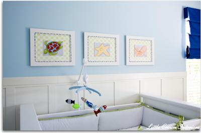 elegir colores cuarto de bebé
