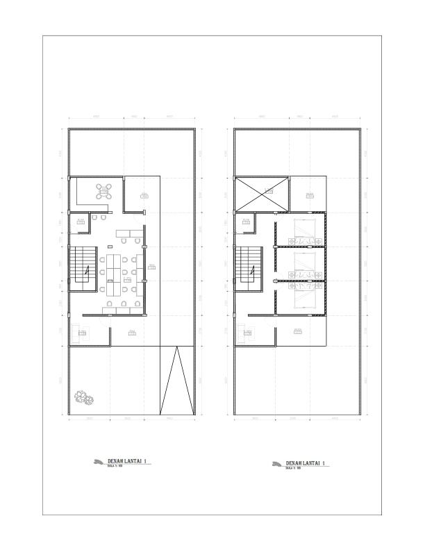 desain rumah minimalis bertingkat modern nuansa abu abu