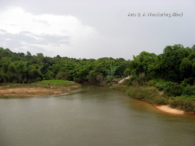 River Tunga, Sringeri in Karnataka