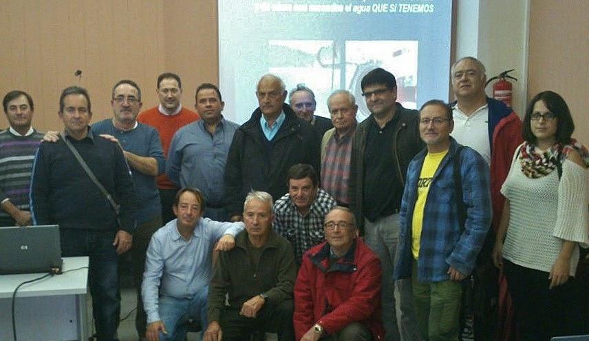 Conferencia en Aspe, Alicante. 29.11.2014
