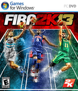 FIBA 2K13 Mod for NBA 2K13