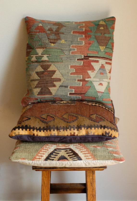 Decoracion Kilim ~ He elegido hablaros de estos tipos de textiles porque encajan