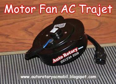 Motor Fan AC Trajet