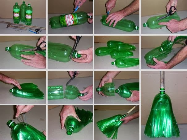 Recycling Plastic Bottles: